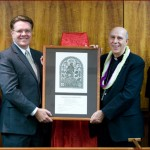 Hawaii Diocese recognizes Napela-St. Damien collaboration