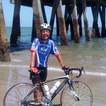Laie man bikes across the U.S. mainland